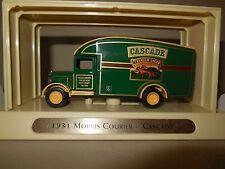 1993 matchbox models of yesteryear 1931 morris courier-cascade