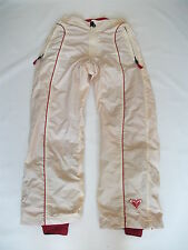 "Quiksilver Cream Snow Boarding Ski Trousers Sz    Waist 26"" VGC~#118"