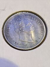 More details for 1837 william iv fourpence / groat vgc