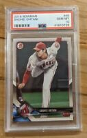 2018 Bowman 49 Shohei Ohtani Rookie ANGELS RC *PSA 10 GEM MINT