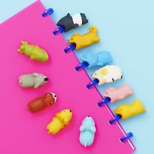 Animal Bite Cable Protector for iPhone Cable Charger USB Winder Holder Accessory