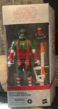 NRFB Star Wars Black Series Sith Trooper Holiday Edition Best Buy Exclusive HTF!