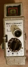 Bell Howell One Nine 8mm Film Movie Camera with Case Vintage