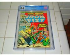 MARVEL PREMIERE #25 CGC 8.5 IRON FIST ANGAR APPEARANCE