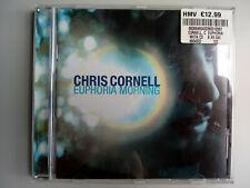 Chris Cornell – Euphoria Morning CD 1999  A&M Records – 490 422-2 VG+