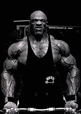 RONNIE COLEMAN BODYBUILDING Photo Poster Print A4 260GSM