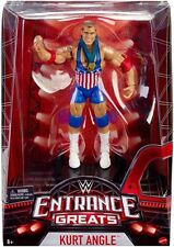 KURT ANGLE WWE ENTRANCE GREAT SERIES 1 ELITE WRESTLING ACTION FIGURE ACCESSORIES
