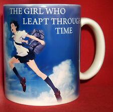 THE GIRL WHO LEAPT THROUGH TIME - Coffee MUG CUP - Anime Manga