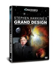 Stephen Hawking's Grand Design - DVD - BRAND NEW SEALED