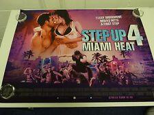 Step Up 4: Miami Heat - Ryan Guzman- Original Film / Movie Poster Quad 76x102cm