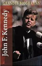 John F. Kennedy (Grandes biografías series) (Spanish Edition)  Hardcover New