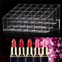 1 *24 Lippenstift Lippenstifthalter Ständer Lipstick-Display Organizer Makeup~