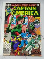 Captain America (1968 1st Series) #283 Bagged and Boarded - C1885