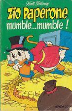 I CLASSICI DI WALT DISNEY PRIMA SERIE 55 (MAGGIO 1974) ZIO PAPERONE MUMBLE MUMBL