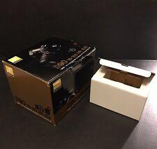 Nikon D90 18-105 VR DSLR Camera Kit - EMPTY BOX ONLY - NO CAMERA OR LENS