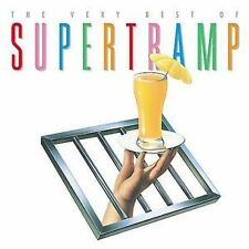 SUPERTRAMP THE VERY BEST OF REMASTERED CD NEW