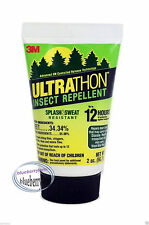 3M Against Mosquitoes Sweat-Resistant Ultrathon Insect Repellent 2 oz outdoor