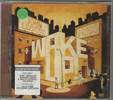 JOHN LEGEND & THE ROOTS - wake up CD + DVD