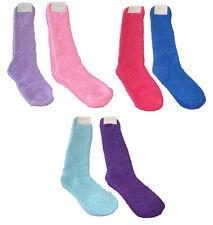 Women  Long Winter Socks  Hosiery  6 Pairs Lot (Hs1007  Z)