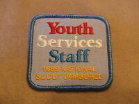 1989 National Jamboree Youth Services Staff