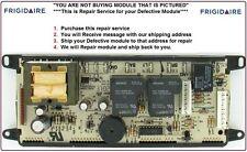 "318010700 ""Repair Service"" Frigidaire Oven Control Board ""1 DAY TURNAROUND TIME"""