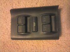 Audi A4 99-01 Power Window Switches w partial Bezel 4D0 959 855 01C