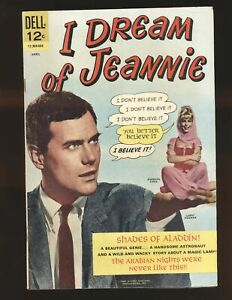 I Dream Of Jeannie # 1 VG/Fine Cond.