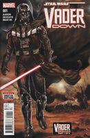 STAR WARS: VADER DOWN #1 (MARK BROOKS VARIANT) COMIC BOOK ~ Marvel Comics