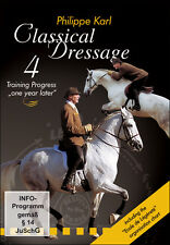 Classical Dressage Part 4 DVD by Philippe Karl  BRAND NEW