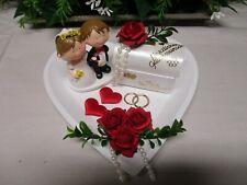Geldgeschenk zur Hochzeit, Brautpaar, Truhe,auf Herz, Super Geschenkidee - Neu