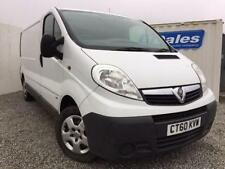 Vivaro Commercial Vans & Pickups with Alarm