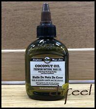 Difeel Sunflower Mega Care Premium Natural Coconut  Hair Oil 75ml
