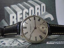 Record Watch By Longines Antigo Big 40 Mm S' 40 Cal 204 Raro