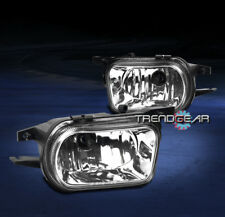 2001-2006 MERCEDES-BENZ C-CLASS W203 BUMPER DRIVING FOG LIGHT LAMP CHROME W/BULB