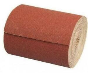 Scheifpapierrolle 115x10m Korn wählbar Schleifpapier Rolle Schmirgelpapier Hand