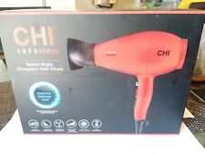 CHI - Ceramic Hair Dryer - Ruby Red R