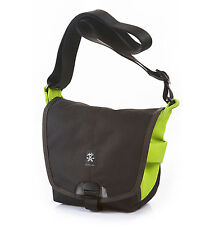 Crumpler 4 Million Dollar Camera Bag (Black/Green)
