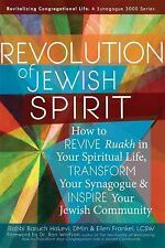 Revolution Of Jewish Spirit: How To Revive Ruakh In Your Spiritual Life, Tran...
