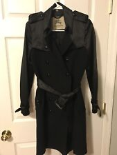 100% Authentic Burberry Coat. Great Condition. Size 6