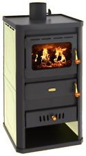 Poêle À bois 5 10 Kw Arrière Chaudière Brûleur Foyer chauffage au PRITY eau