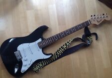 FENDER SQUIER STRAT ELECTRIC GUITAR LOVELY CONDITION .SUPER STRATOCASTER STYLE