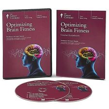 Optimizing Brain Fitness (2011) Richard Restak (Actor) The Great Courses dvd NEW