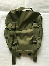 New ListingUsmc Nam era expeimemtal Nylon M-1961 combat butt pack