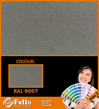 FELLO Powder Coating Powder Paint - RAL 9007 aluminum gray 5KG POLYSTER