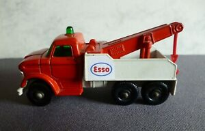 Matchbox Lesney ESSO STICKERS for Ford Heavy Wreck Truck No71