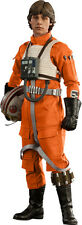 "STAR WARS Ep. IV A New Hope Luke Skywalker X-Wing 1:6 Scale 12"" Figure SIDESHOW"