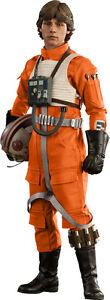 "STAR WARS Ep. IV A New Hope Luke Skywalker X-Wing 1:6 Scale 12"" Figure SIDESHOW"