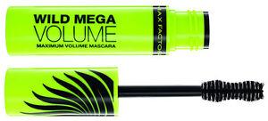 Max Factor Wild Mega Volume Mascara Black
