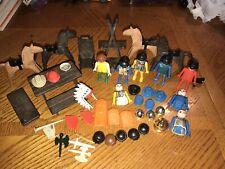 Vintage Playmobil Lot
