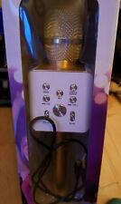 MAGINON Karaoke Mikrofon mit Bluetooth BKM-5